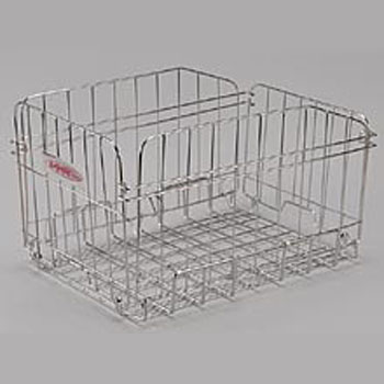 Stainless Steel One-Touch Folding Behind Basket for Pop Open