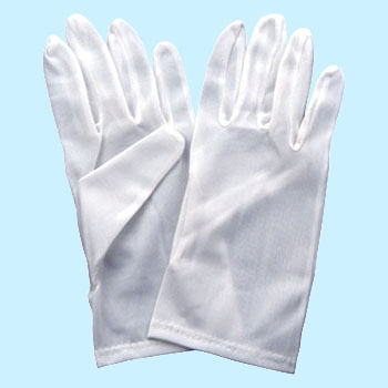 Nylon Half Gloves No.3600