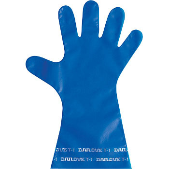 Film Glove Special Polyethylene  Permeation Preventive Gloves T-1