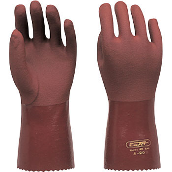 "Vinyl Gloves Thick Type ""Viny Star A-20 No.632"""