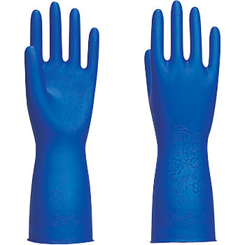 "Vinyl Gloves Thin Type, ""Viny Star Marin No.774"""