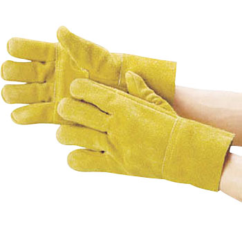 Anti-vibration Leather Gloves