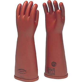 High Pressure Rubber Gloves NU-540