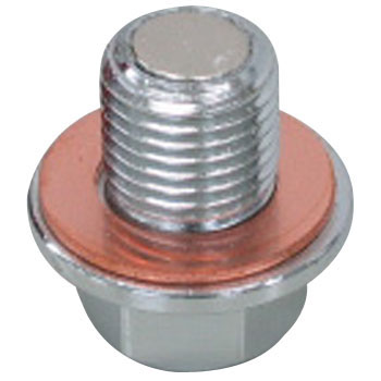 Drain Plug With Magnet, With Packing
