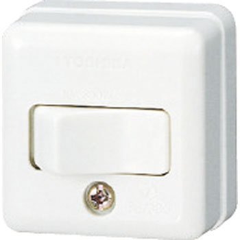 Square Tumbler Switch, 3Channels