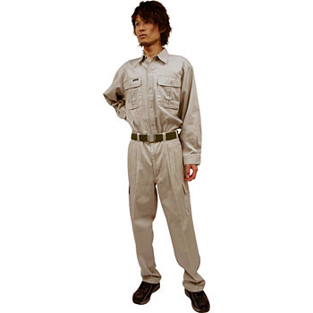 8109 Cotton Two Tuck Cargo Pants, Per Year