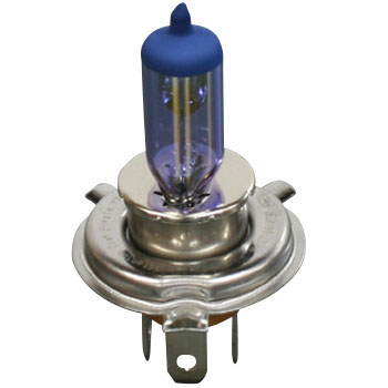 High Efficiency Halogen Bulb, Titanium Coat Purple