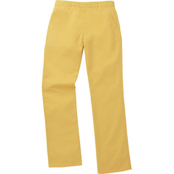 No-tuck Men's Color Chinos