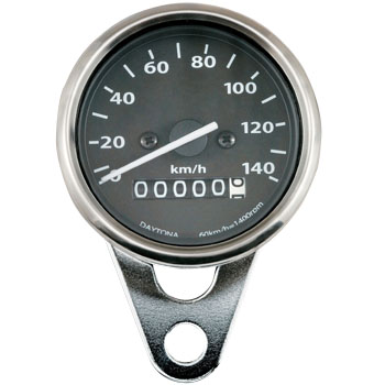 Mechanical Speedometer, Bulb Lighting