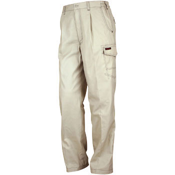 Fleece Lining Twill Cargo Pants TC, Cotton Mix