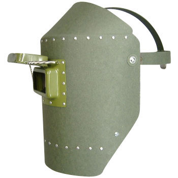 Welding Helmet Mounting Surface
