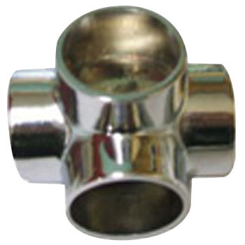 DC Chrome 4 Hole, Rotation Set Screw