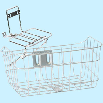 ATB Wire Basket, ATB-FR Carrier Set
