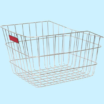 Stainless Steel Rear Basket