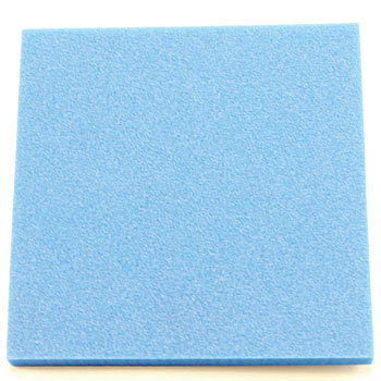 Polyethylene Foam, Blue