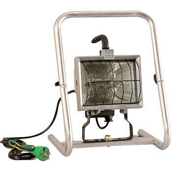 500W Halogen Light Floor Stand Type, 5M, Electrical Ground