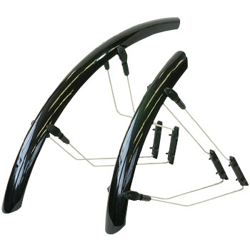 Short Bicycle Fenders