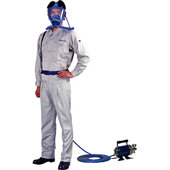Full-face Hose Mask
