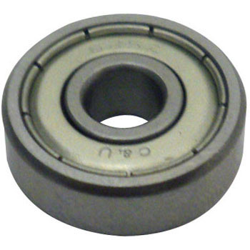 Miniature Bearing 620 Series ZZ, Both Sides Steel Plate Shield Type