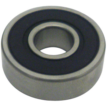 Miniature Radial Deep Groove Ball Bearings, Contact Rubber Seal Type