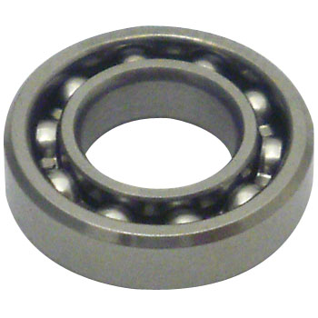 DDRI Radial Deep Groove Ball Bearings Open Type, Inch Size