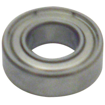 L Series Thin Double Shielded Radial Ball Bearings