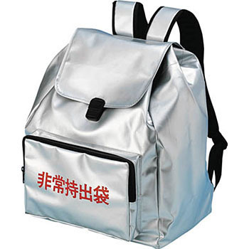 Japan Fire Retardant Association Recognition Item Large Emergency Bag