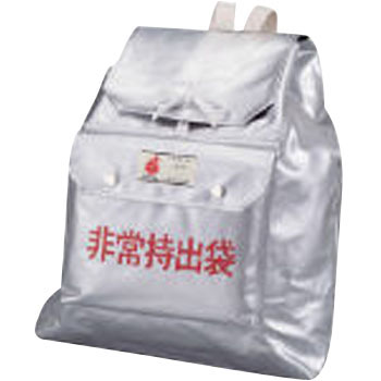 The Japanese Flameproof Association Recognition Item Emergency Carrying Sack