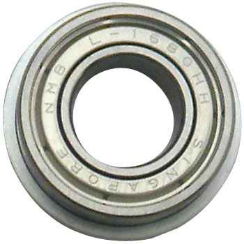 DDNR Series Radial Ball Bearings, Snap Ring
