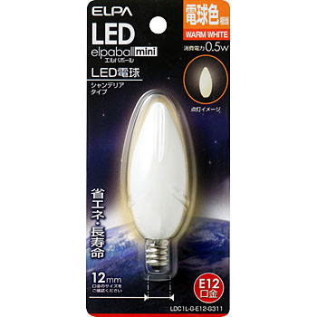 LED Incandescent Bulb Type