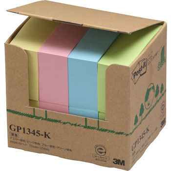 Post-it, Sticky Paper Recycled, Extra Large