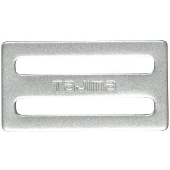 Made of Aluminum, D-Ring Retainer