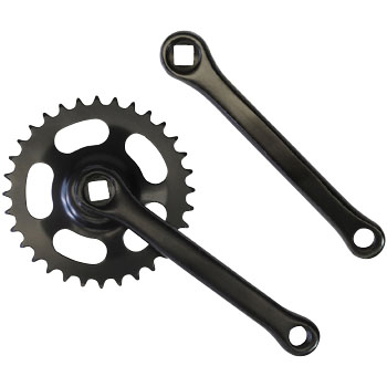 Cotterless Crank Set
