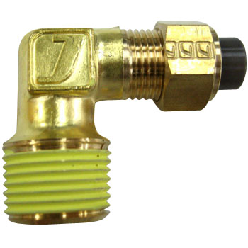 JUNRON Brass Fittings, Elbow