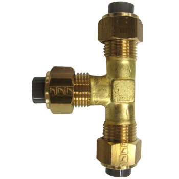 JUNRON Brass Fittings Union