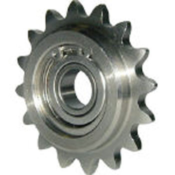 Stainless idler sprocket