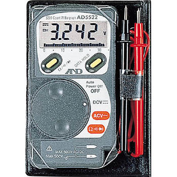 Digital Multimeter, Card Type