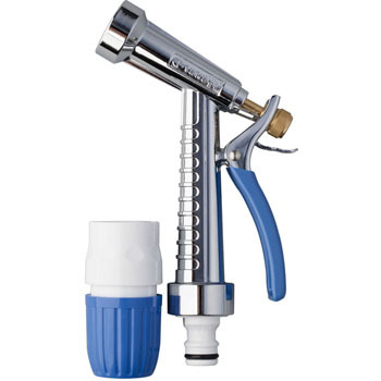 Watering Nozzle,Metal Gun with L Type Connector