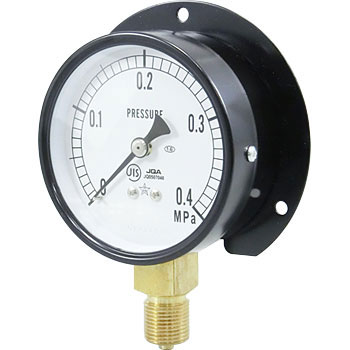 General Purpose Pressure Gauge B Form Vertical phi75