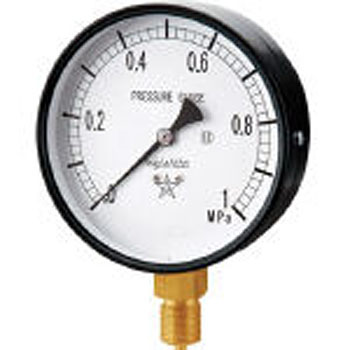 General purpose Pressure Gauge (A type stand type・Φ100)