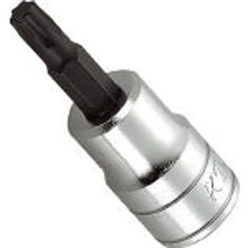 Short-Torx Bit Socket, Plug 9.5 mm Squareuare
