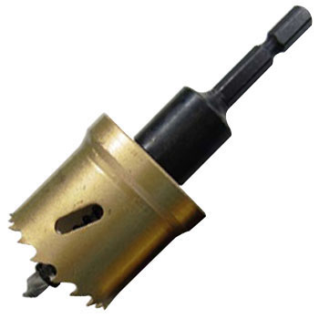 Bimetal Hole Saw, Hex Shank