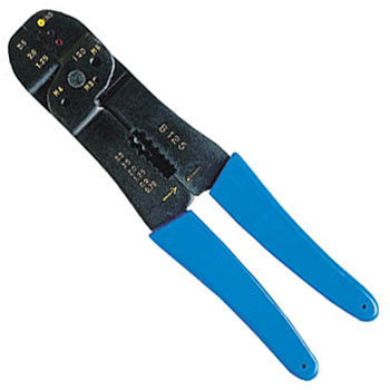 Chain Type Crimp Terminal Crimping Tool