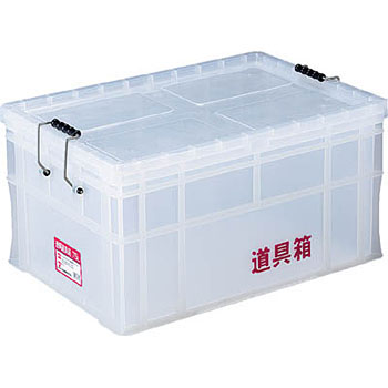 Toolbox, Transparent