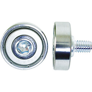 Bearing With Hex Ditch Screw By Stainless
