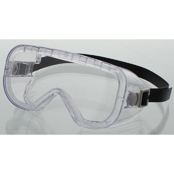 Safety Goggles, Ventilation Holes, Organic Solvents Compatible