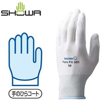 Polyurethane Coating Palm Fit Gloves B0501