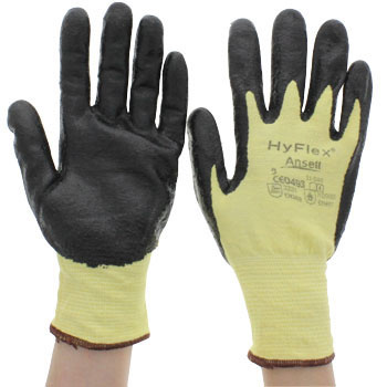 Cut-Resistant Gloves, High Flex CR