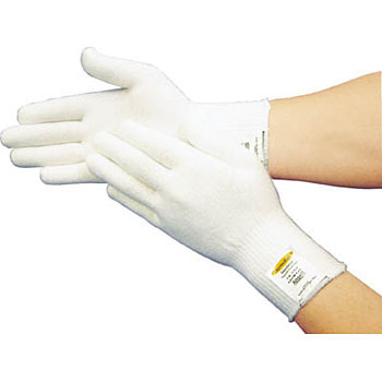 Ansell Cold/Heat Resistant Gloves, Thermal Knit, Free Size