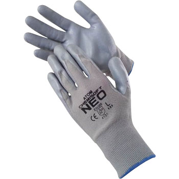 Nitrile Palm Coated Gloves, Chemisoft Neo